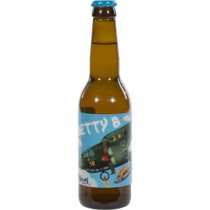 Betty B  Blond  33 cl   Fles