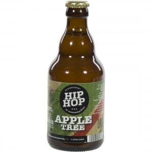 Hip Hop Apple Tree  Saison  33 cl   Fles