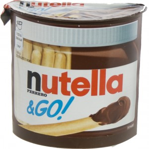 Nutella snack&go  52 gr