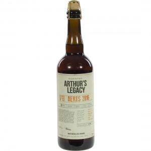 Arthur's Legacy Aerts 2016  75 cl   Fles