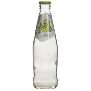 Schweppes Mojito  25 cl   Fles