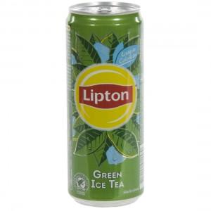 Lipton BLIK  Green tea  33 cl  Blik