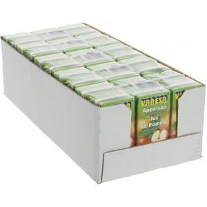 Fruitsap Brik Varesa  Appel  20 cl  pak 5 x 6 stuks