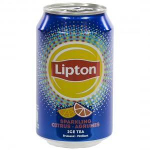 Lipton BLIK  Agrum Sparkling  33 cl  Blik