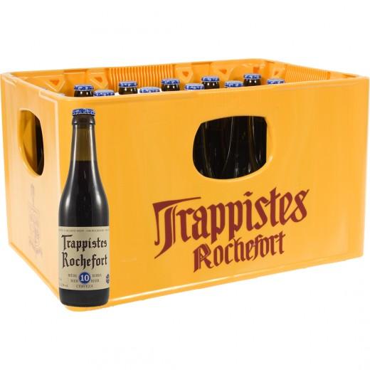 Rochefort  Bruin  Blauw 10°  33 cl