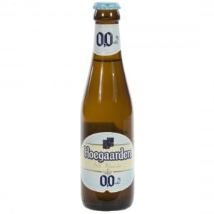 Hoegaarden 0,0%  Witte  25 cl   Fles