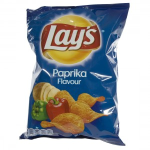 Lays Chips  Paprika   Stuk  85 g