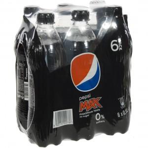 Pepsi PET  Max  50 cl  Pak  6 st