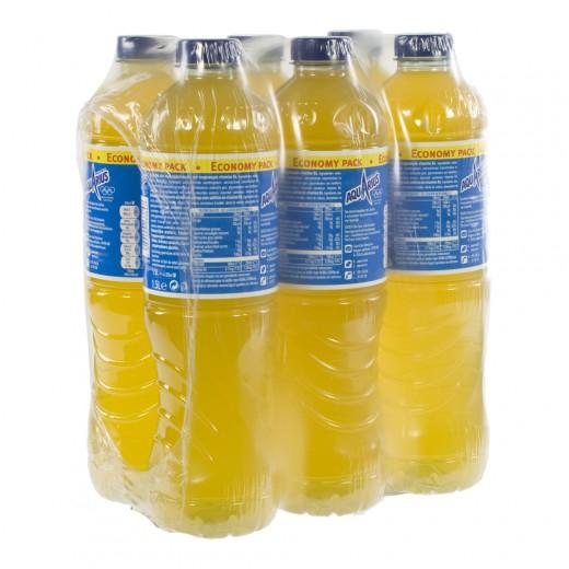 Aquarius  Orange  1,5 liter  Pak  6 st