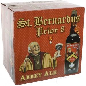 St Bernardus  Donker      8  75 cl