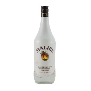 Malibu 21%  1 liter