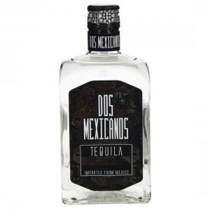 Tequila Silver Dos Mexicanos  70 cl