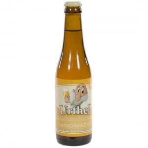 Urthel Saisonniere 6%  Blond  33 cl   Fles