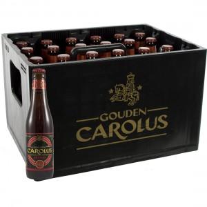 Gouden Carolus  Ambrio  33 cl  Bak 24 st