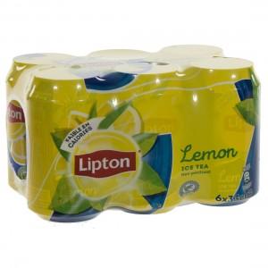 Lipton BLIK  Citroen  33 cl  Blik  6 pak