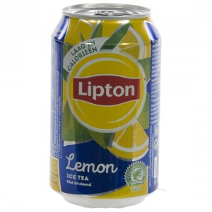 Lipton BLIK  Citroen  33 cl  Blik