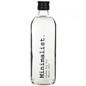 Minimalist Londen Dry Gin 38%  50 cl