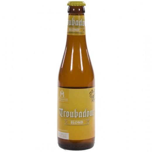 Troubadour  Blond  Blond  33 cl