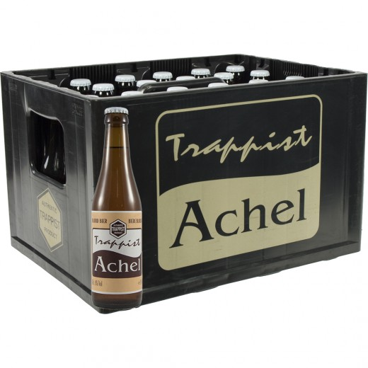 Achel trappist  Blond  33 cl  Bak 24 st