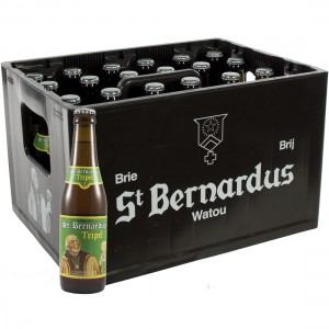 St Bernardus  Tripel  33 cl  Bak 24 st