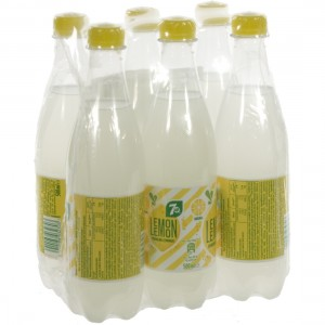 7 Up Lemon Lemon Pet  50 cl  Pak  6 st