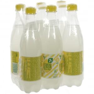 7 Up Lemon Lemon Pet  50 cl  Pak  6 st