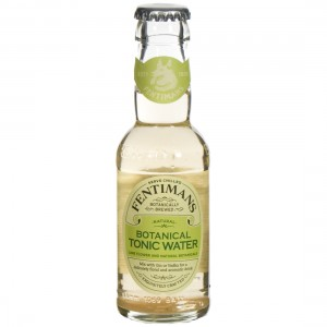 Fentimans tonic  Herbal  125 ml   Fles