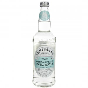 Fentimans tonic  Light  50 cl   Fles