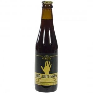 Noir De Dottignies  Donker  33 cl   Fles