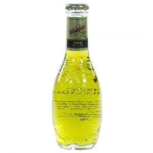 Schweppes Prem. Tonic  Matcha  20 cl   Fles