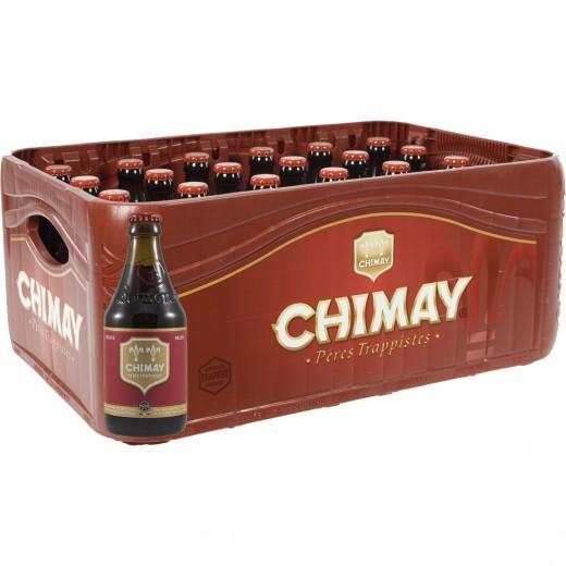 Chimay  Bruin  33 cl  Bak 24 st