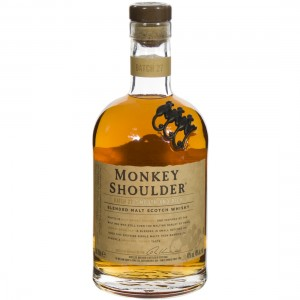 Monkey Shoulder  70 cl   Fles