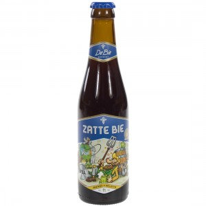 Zatte bie  33 cl   Fles