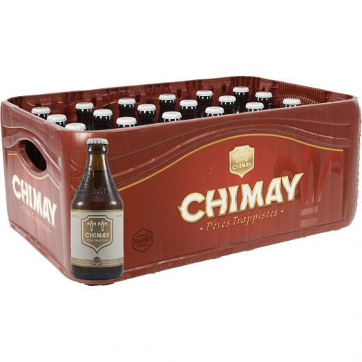Chimay  Tripel  33 cl  Bak 24 st