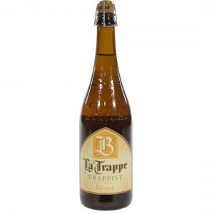 La Trappe trappist  Blond  75 cl   Fles