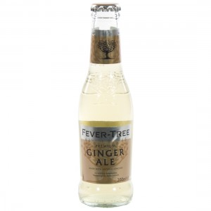 Fever Tree  Ginger Ale  20 cl   Fles