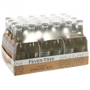 Fever Tree  Ginger Ale  20 cl  Pak 24 st