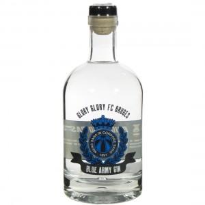 Brugge wit Gin 38%  70 cl