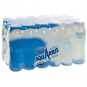Aquarius  Lemon  33 cl  Pak 24 st