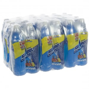 Aquarius  Blue Berry  50 cl  Pak 24 st