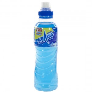 Aquarius  Blue Berry  50 cl   Fles