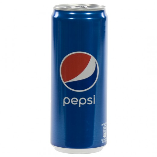 Pepsi BLIK  Regular  33 cl  Blik