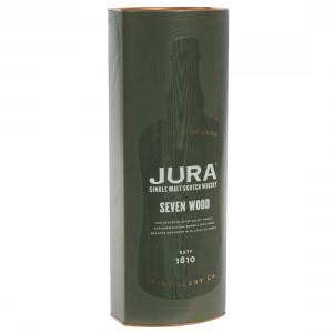 Jura Seven Wood 42%  70 cl