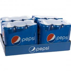 Pepsi BLIK  Regular  33 cl  Blik 24 pak