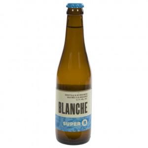 Haacht Super 8 Blanche  Blond   Fles