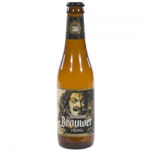 Adriaan Brouwer  Tripel  33 cl   Fles