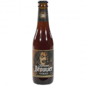 Adriaan Brouwer  Oaked  33 cl   Fles