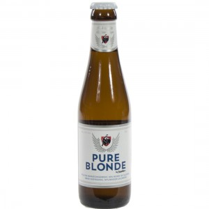 Jupiler Pure Blonde  25 cl   Fles