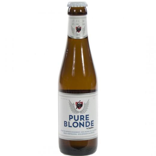Jupiler Pure Blonde  25 cl   Fles