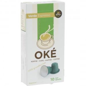 Oke Cups Verde Espresso  Pak 10 st
